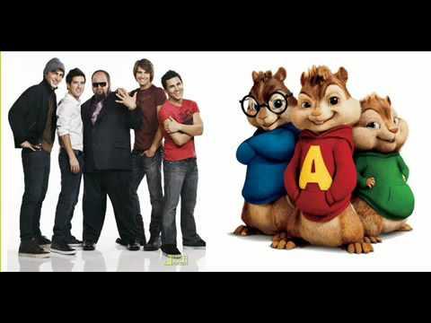 Big Time Rush -Boyfriend Chipmunks