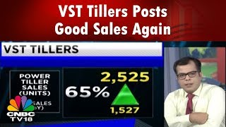 Expect Market Share to Remain at 60% in Tiller Segment: VST Tillers | Bazaar Morning Call |CNBC TV18
