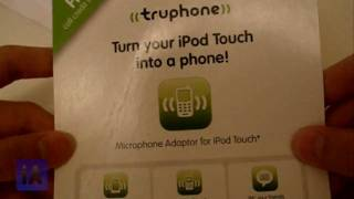 Truphone Microphone Adapter Unboxing