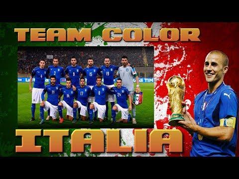 Kênh LTT | Review team Italia với 1-3-4-2  - FIFA Online 3 Việt Nam