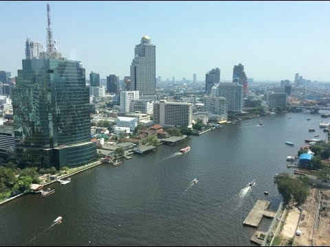 Millennium Hilton Bangkok-Executive Plus Suite Review Thailand