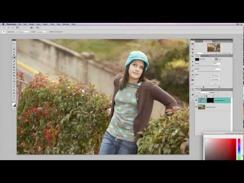 How To Use Oshop Layer Masks