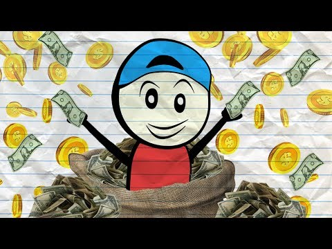 How To Be a Millionaire Full Story ~  Pencil Cartoons #49