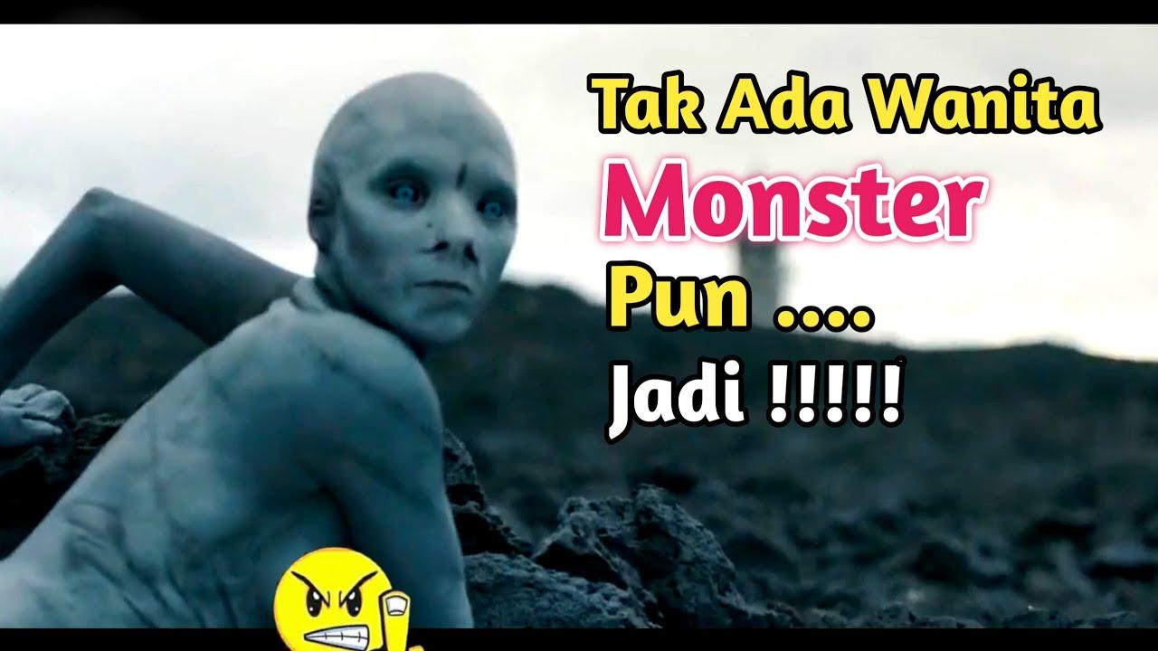 Download Terjebak Di Pulau Misteri Di Penuhi Monster || Alur Cerita Film Cold Skin (2017)