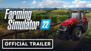 Farming Simulator '22 - Official Gameplay Trailer | gamescom 2021