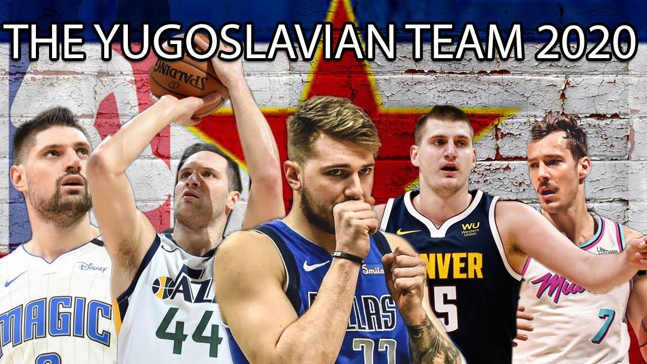 Yugoslavia Players In The Nba 2020 Youtube