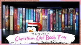 Christian Girl Book Tag