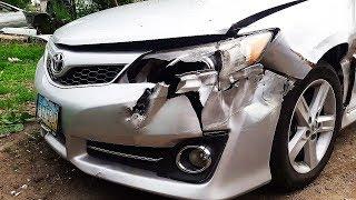Рихтовка Toyota Camry