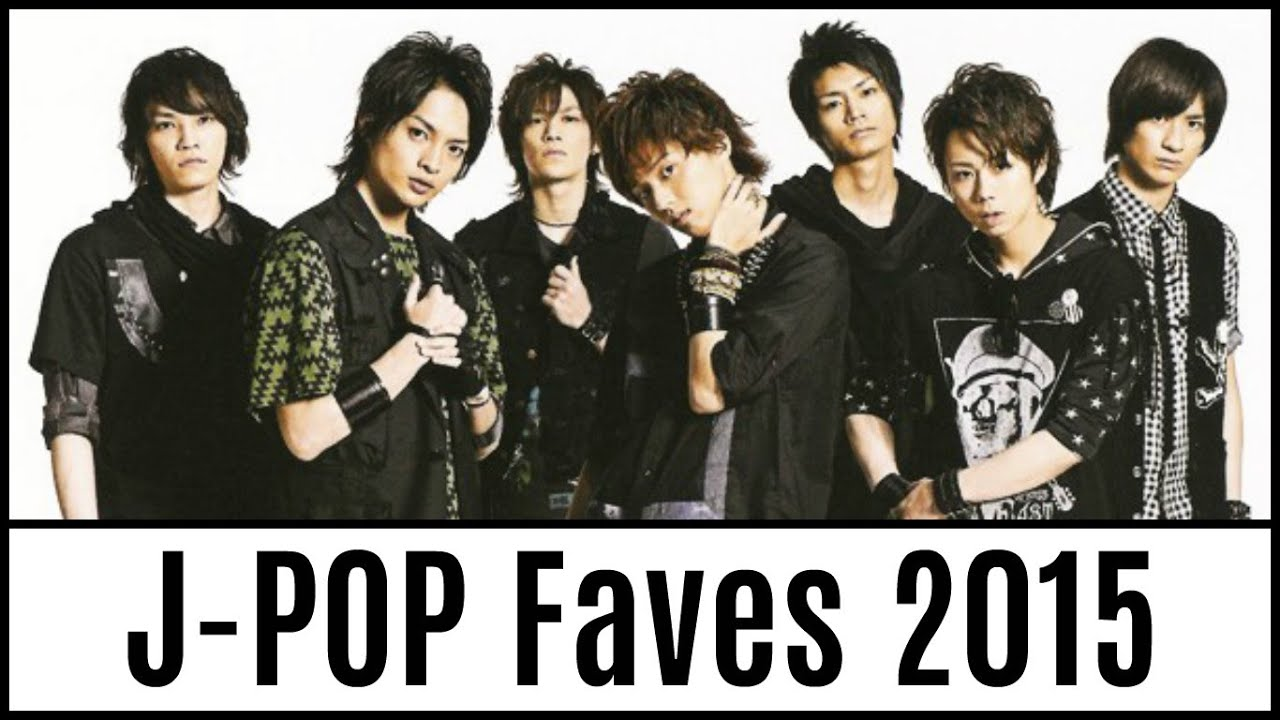 My Personal Top 60 Favourite J-POP Songs of 2015! - YouTube