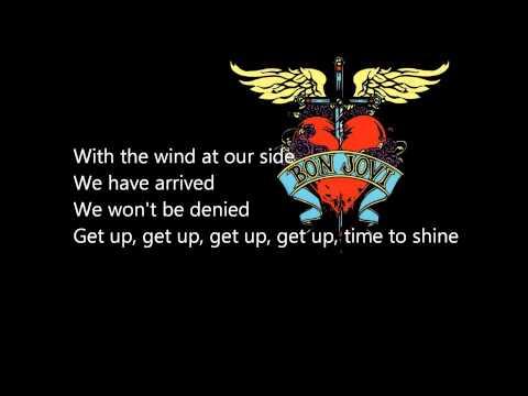 Bon Jovi - This Is Our House **LYRICS** HD1080p