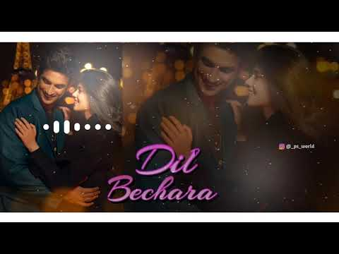 instrumental-ringtone-||-dil-bechara-trailer-|-tere-naal---piano-||-download-link-include