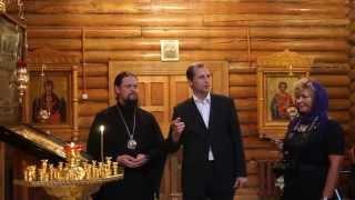 Kirchenführung Birobidschan St. Nikolaus