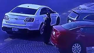 First Ever Female Car Thief - Saudi Arabia