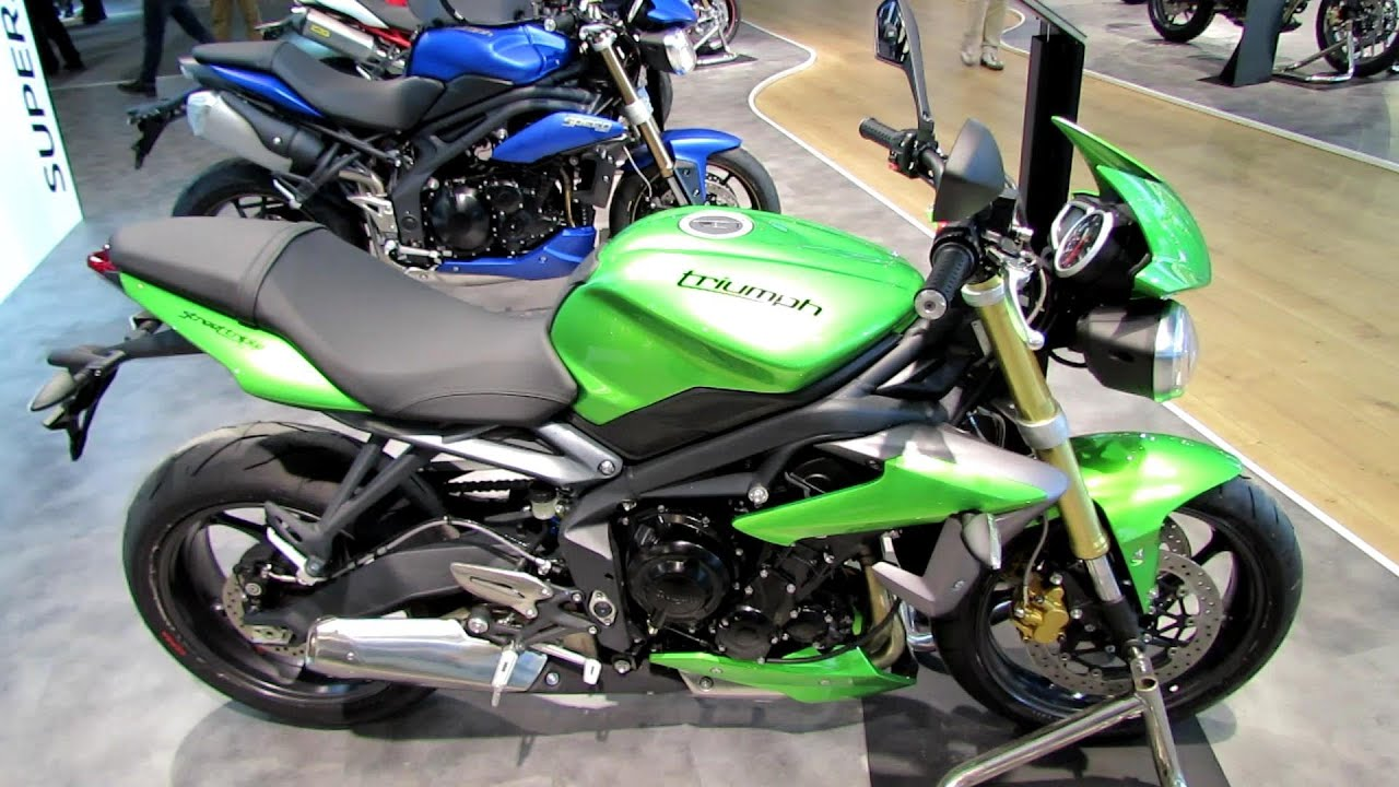 2014 triumph street triple 675 walkaround 2013 eicma milan motorcycle exhibition youtube. Black Bedroom Furniture Sets. Home Design Ideas