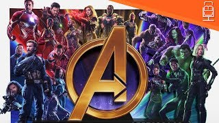 The Avengers & Everyone Else Unite in new Infinity War Art
