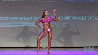 Pro Figure category from the Pure Elite Worlds 2017