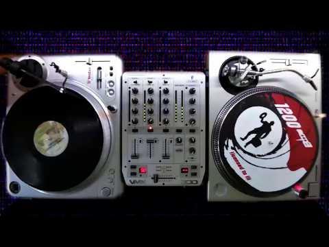 D.S.V. - Funk & Disco Party - VinylMixSet#1 (95-100 BPM)