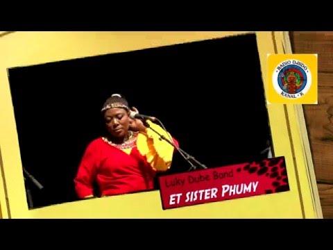 Concert Lucky Dube band et Sister Phumy Arène de Païta