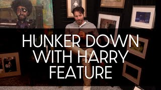 "Harry Connick Jr shout out on ""Hunker Down with Harry""!"