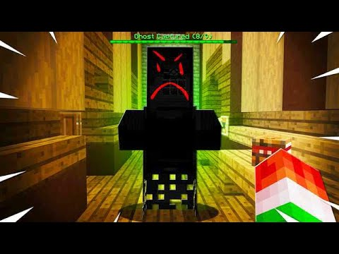 CAPTURING SCARY GHOST IN MINECRAFT AT 3AM! thumbnail