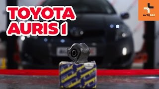Video-ohjeet TOYOTA AURIS