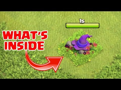 WHAT HAPPENS WHEN U REMOVE WITCH'S HAT IN CLASH OF CLANS | COC OCTOBER UPDATE 2018 |