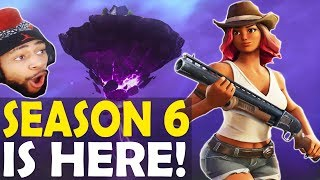 SEASON 6 BEST DROP LOCATION! | 21 KILL INSANE GAME - (Fortnite Battle Royale)
