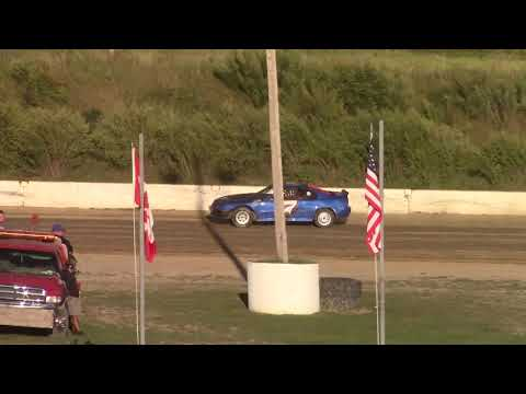 Genesee Speedway Mini Stocks Heats 8-31-19