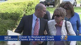 Restaurant Crash Suspect: I Was Not Drunk