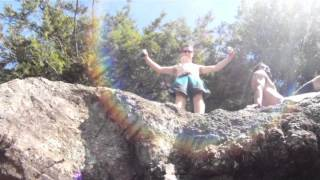 Cliff jumping at Meech Lake vs. Tchaikovsky