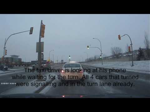 Bad Drivers of Saskatoon #6