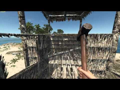 Stranded Deep Building Mod