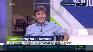 Murat Kosova ve Rıdvan Dilmen ile %100 Futbol (Galatasaray-Gençlerbirliği | 9 Ocak 2020)