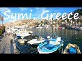 A Tour of SYMI, GREECE | The Most Beautiful Greek Island?