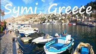 A Tour of SYMI, GREECE | The Most Beautiful Greek Island?
