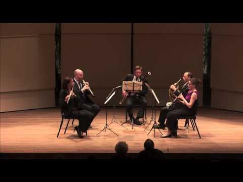 II. Allegro vivace, August Klughardt Wind Quintet in C Major, Op.79