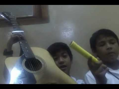 iqbaal n nadhif covering one less lonely girl n one time