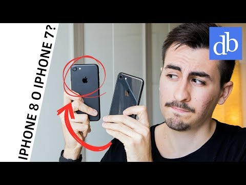 iPhone 8? MEGLIO COMPRARE IPHONE 7! Confronto iPhone 8 vs 7 • Ridble