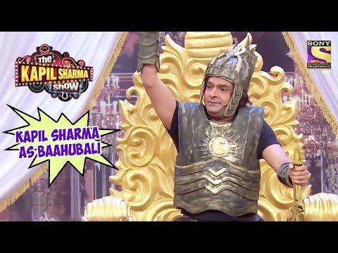 Kapil Sharma As Baahubali - The Kapil Sharma Show