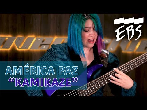 "América Paz  ""Kamikaze"" EBS Reidmar 750"
