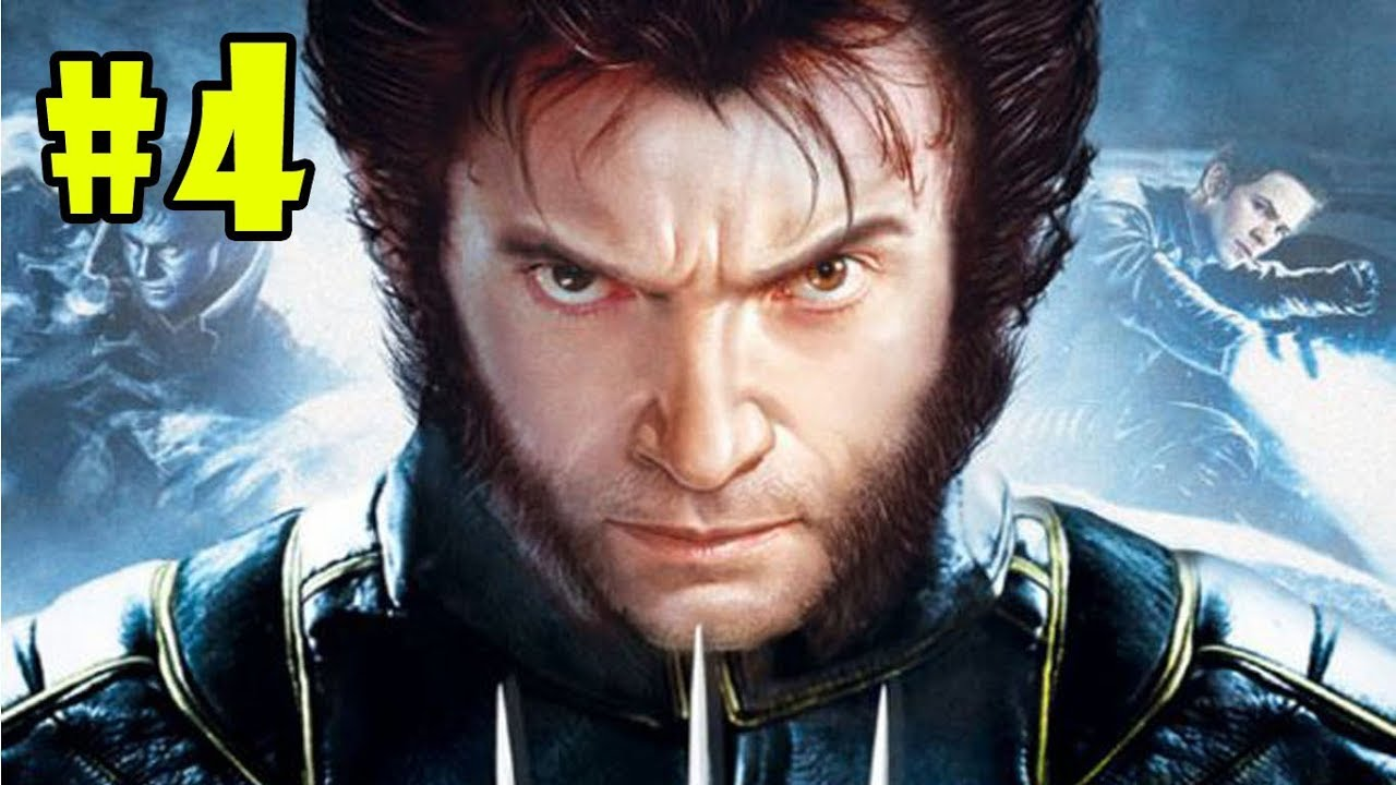 X Men The Official Game Walkthrough Part 4 Generator Room Pc