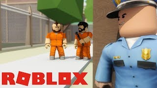 Ik heb de keycard! | ROBLOX JAIL BREAK