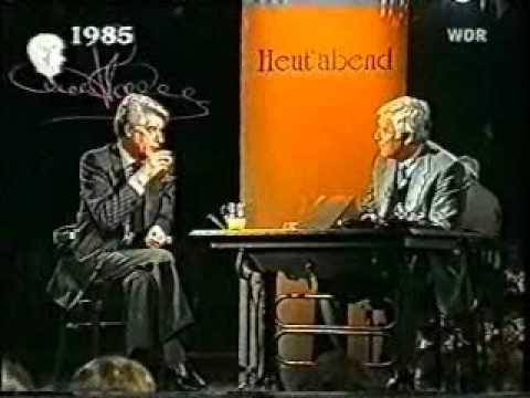 Rudi Carrell bei Heut Abend (1985)