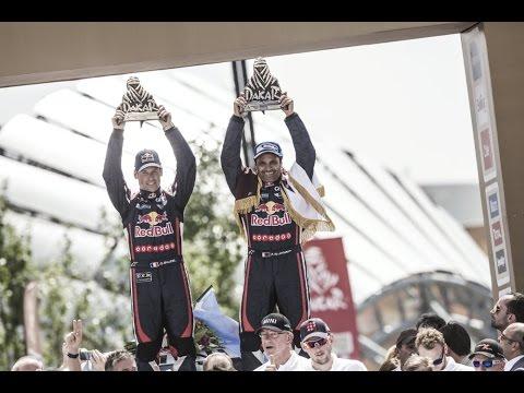 Dakar 2015 bestoff Nasser Al attiyah