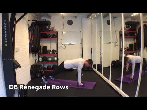 DB Renegade Rows