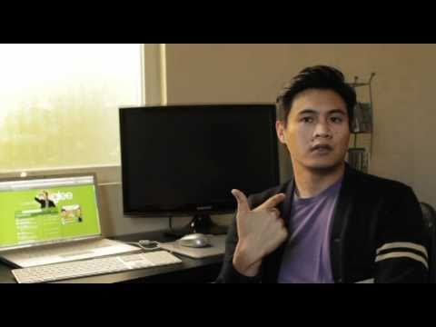 Harry Shum Jr. aka The Asian Guy from Glee: An Artist Profile