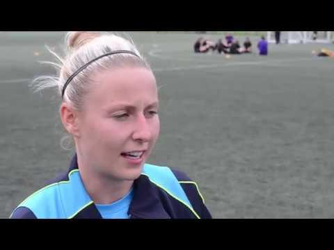 An Interview with Sophie Barker - Footballer for Doncaster Belles