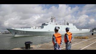 Gemeinsames Ostseemanöver: Chinesische Kriegsschiffe sind auf dem Weg nach Russland