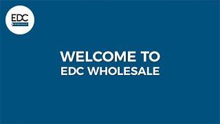 EDC Wholesale Showreel - Meet our brands - compilation - EDC Wholesale TV