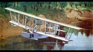 """История мировой авиации """"Гидропланы,  Амфибии, Летающие лодки, Гидросамолеты"""" часть 5, фильм"""